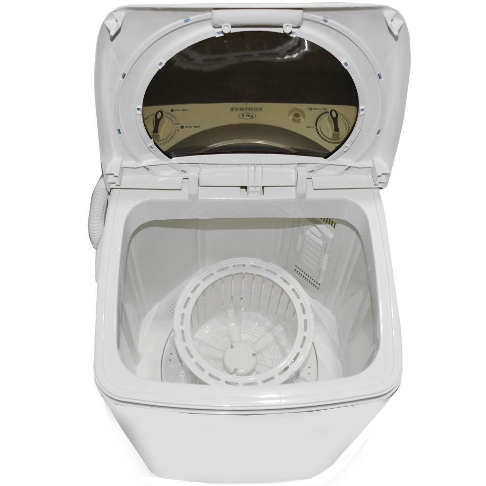 toplader schleuder single camping kleine klein mini waschmaschine 400w 4260184613915 ebay